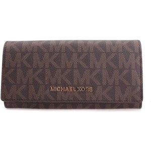 🆕🔥 Michael Kors Jet Set Travel Carryall Wallet